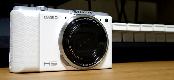 CASIO EX-ZR850